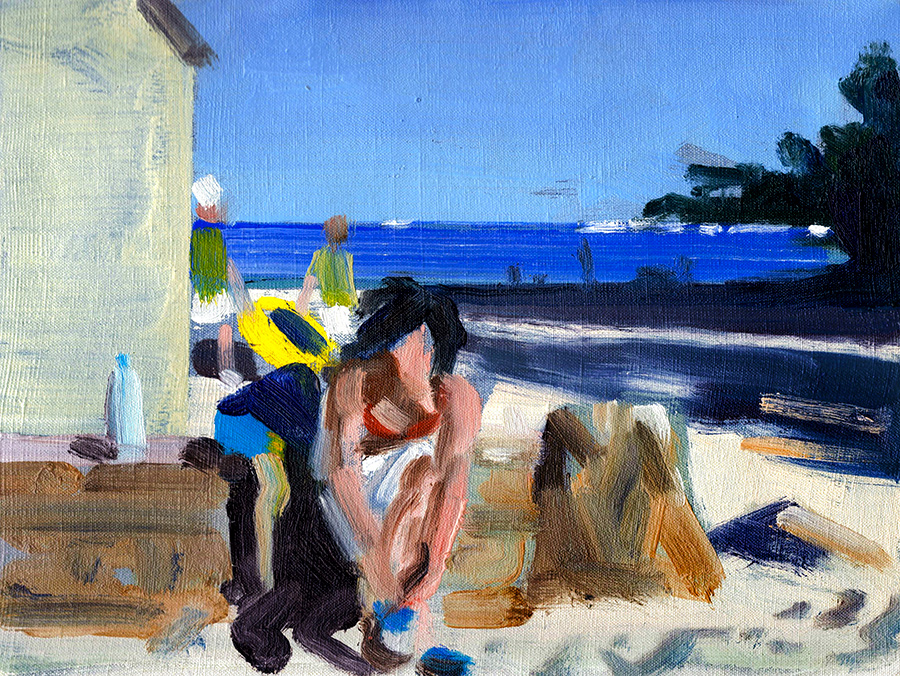 La-plage